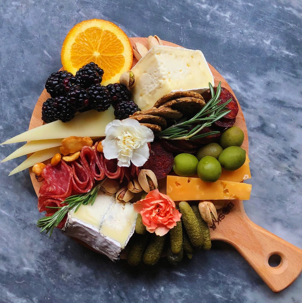 NEW YEAR, NEW CHEESE - A DIY Workshop with Lois + That Cheese Plate