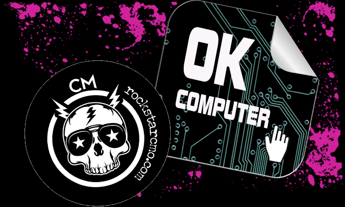Read more from The OK Computer Issue - The regulars are here, Ted Rubin, Robert Rose, Ian Truscott and Darren Guarnaccia, who this month are joined by tech entrepreneur John Andrews, Helene Dancer digs into the algorithms and we ponder the Paranoid Android...read more.