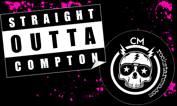 August 2018 - Straight Outa Compton
