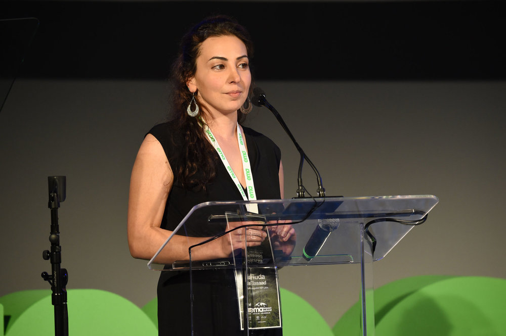Change:WATER Labs Inc. - Huda ElasaadCo-Founder & CTO