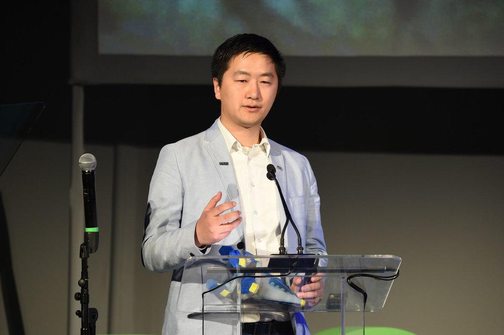 WatchTower Robotics - You WuCo-Founder