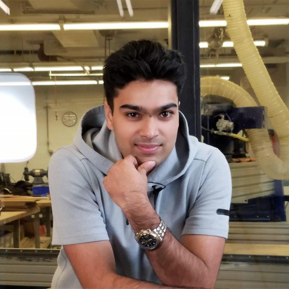 Swarnav S Pujari - CEO, TouchLight Innovations