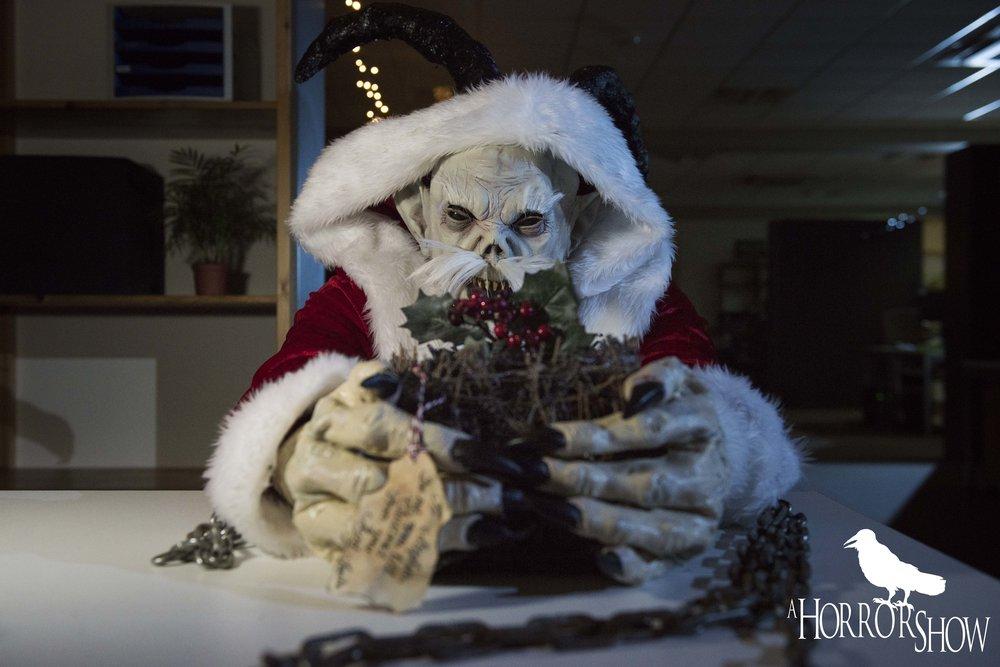 Secret Santa Behind the Scenes