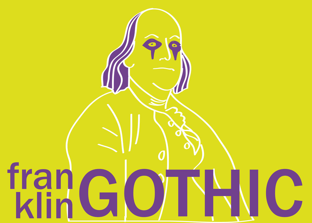 Franklin Gothic - Graphic Design & Illustration