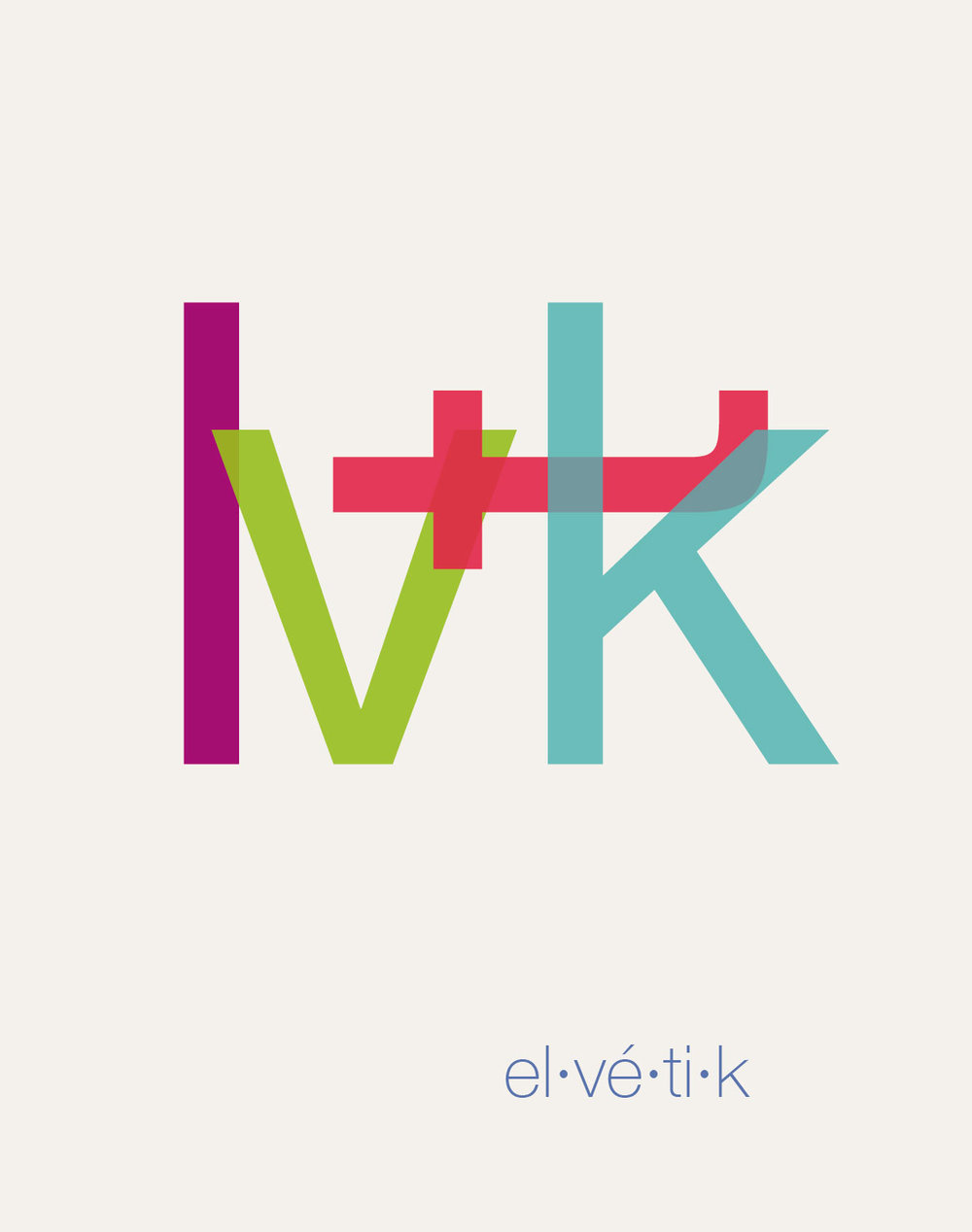 LVTK - Graphic Design & Typography