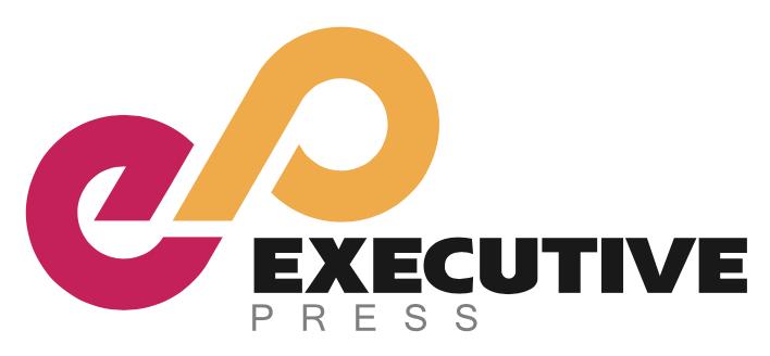 large format executive press