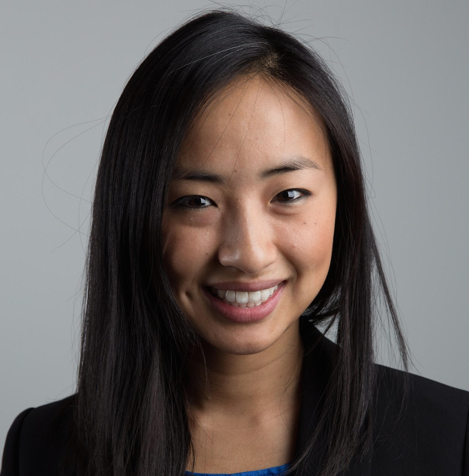 Jess Tsai, Senior Director of Enterprise Account Management at VTS