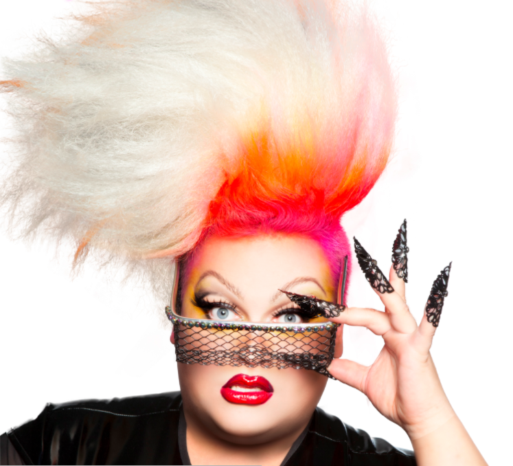 Baby Drag Artists 2018 Yearbook Introduction by Ginger Minj (photo provided by artist)