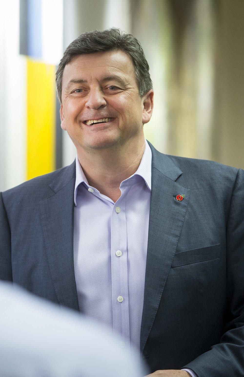 Andrew Barnes - Founder, Perpetual Guardian