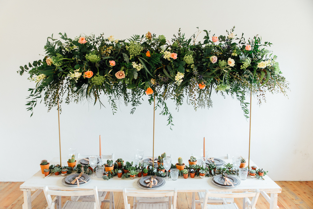 Shilstone House tablescape