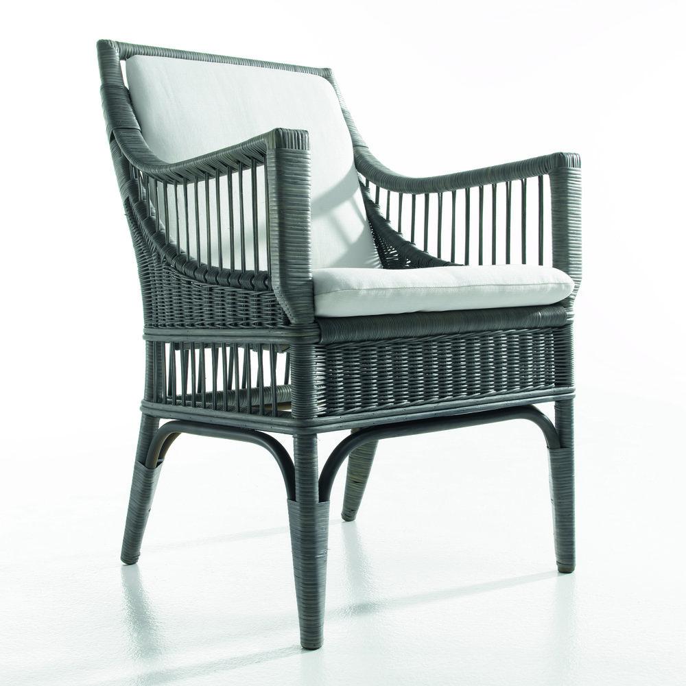 bonacina 978 - 978 Dining chair. Rattan core (raw) or outdoor.