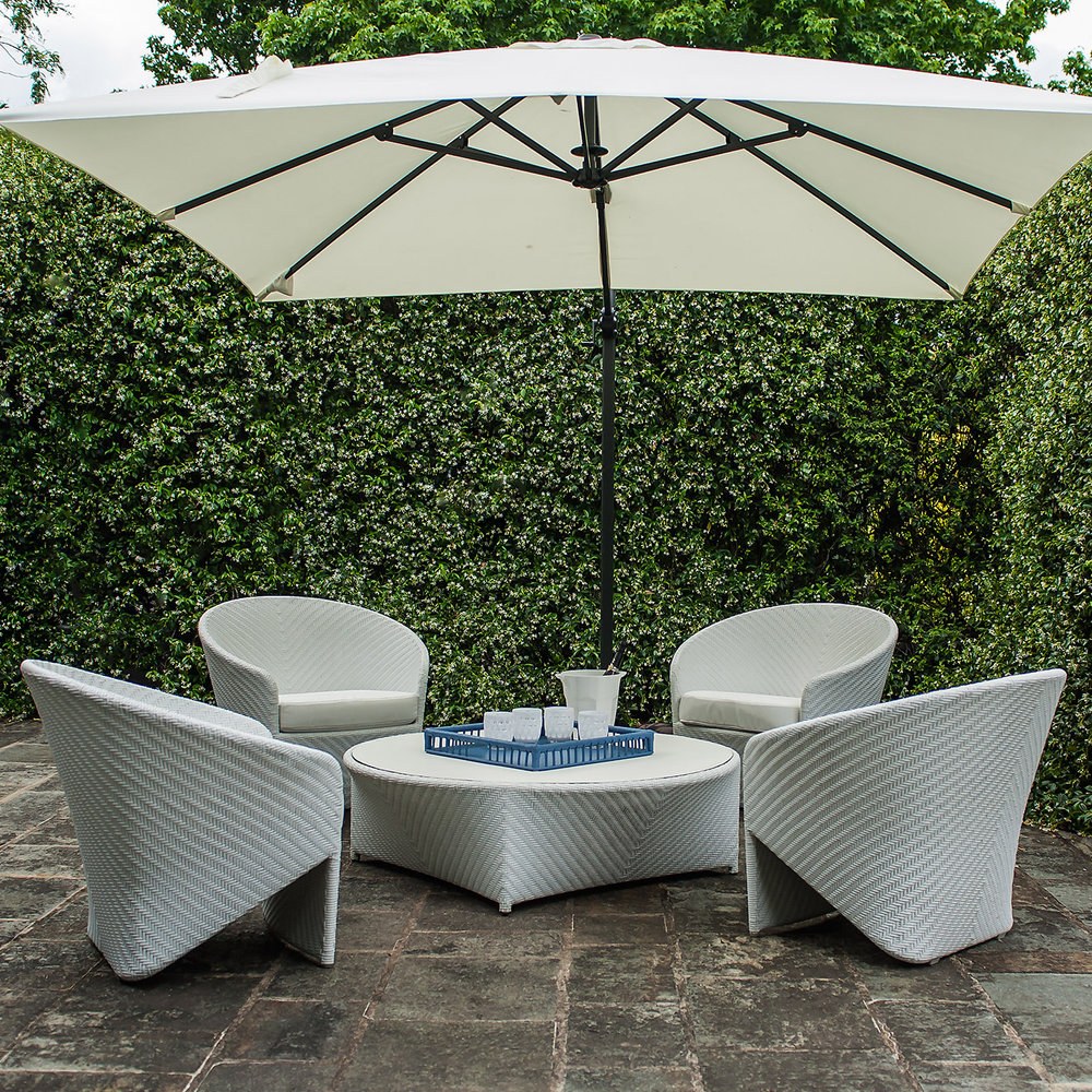 bonacina1889 - Marine Group: Armchairs & low tables in various colors.