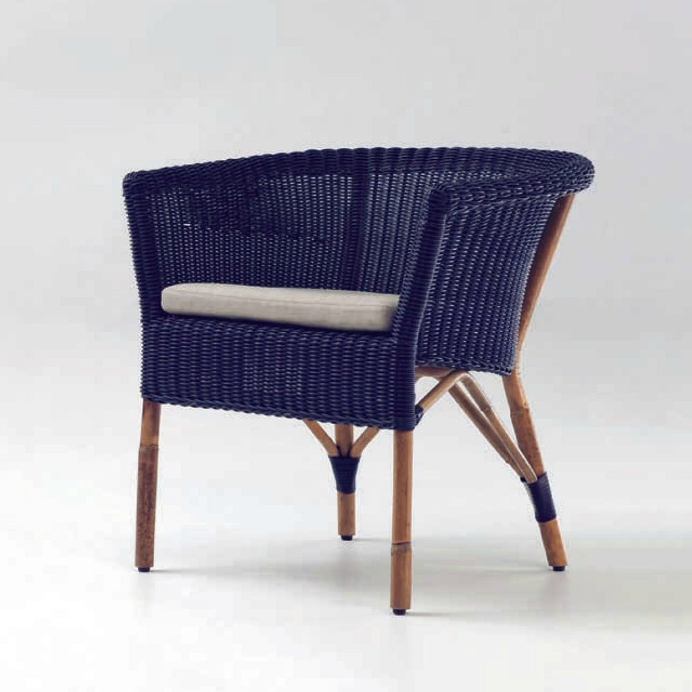 bonacina1889 - Cassis OUT Dining Chair: Various colors