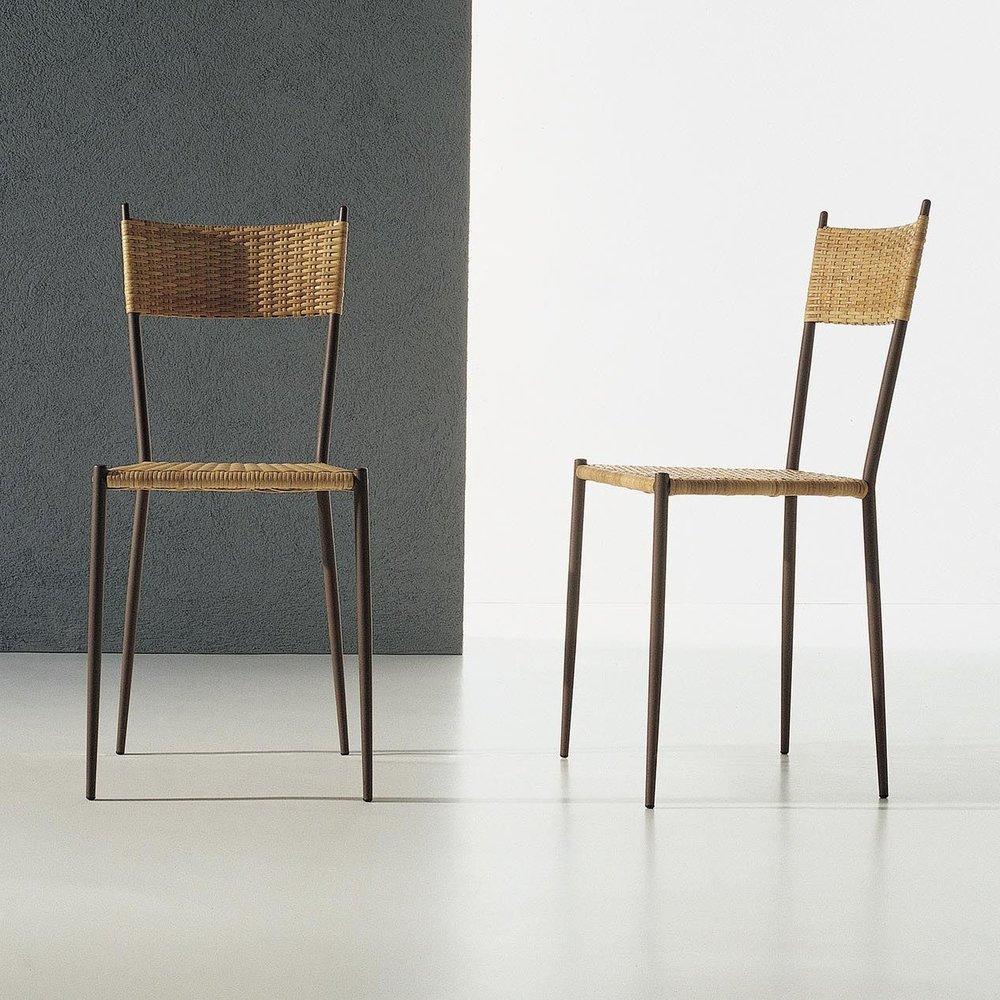 bonacina Arija - Arija Dining Chair: Various structure. Indoor Version.