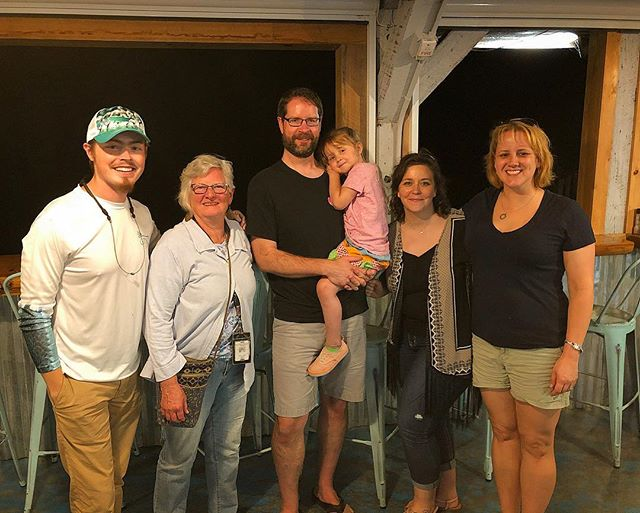 A RARE SIGHTING! All of the board members were under the same roof for last nights board meeting and the energy was amazing. All of us are very excited about the direction that we're moving.  #cedarkeydolphinproject #ckdp #nonprofit #dolphin #research #marinebiology #florida #naturecoast