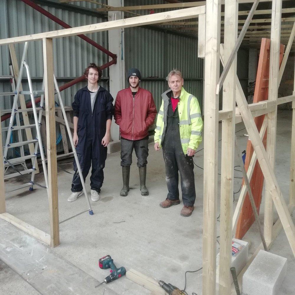 Peter Martin Gig Build 2