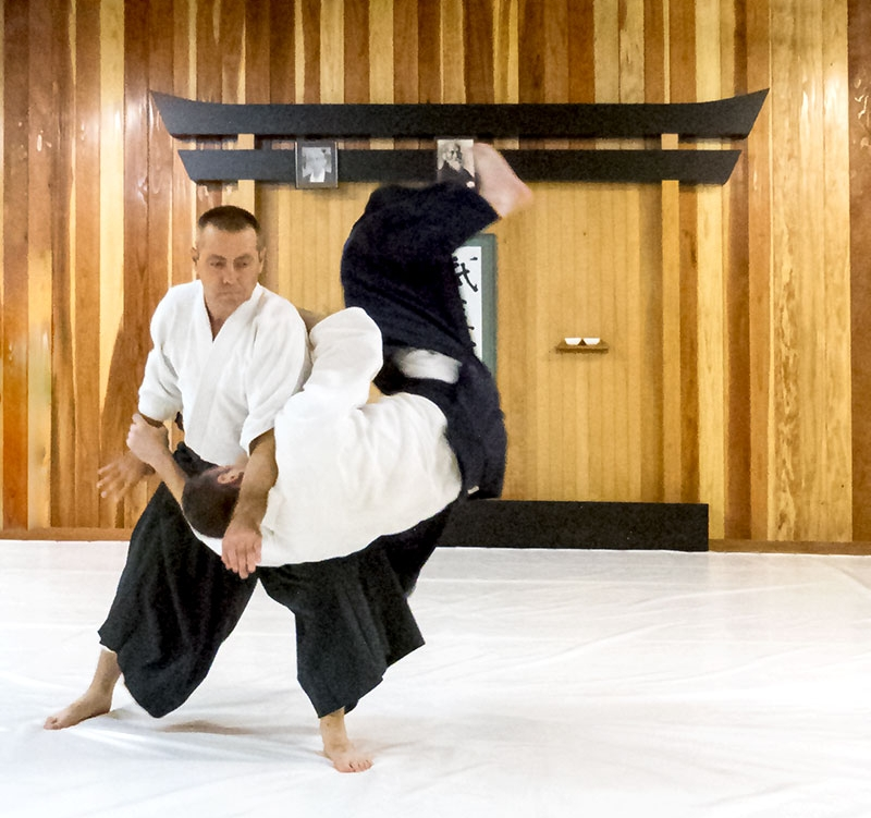 Andrew Williamson Shihan -