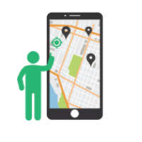With ARFuse's easy-to-use CMS Add, Edit, and Manage your locations.