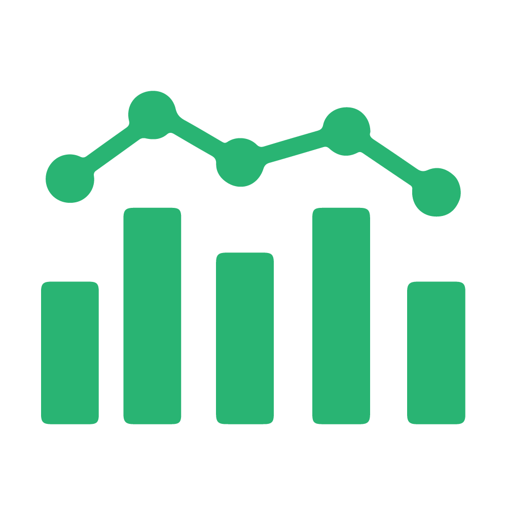 Analytics Obtain valuable data and statistics from specific campaigns.