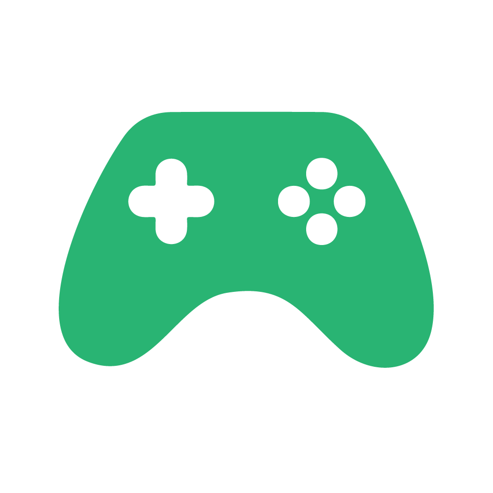 Gamified Experience Easily create custom games that draw players in and encourage them to stay active.