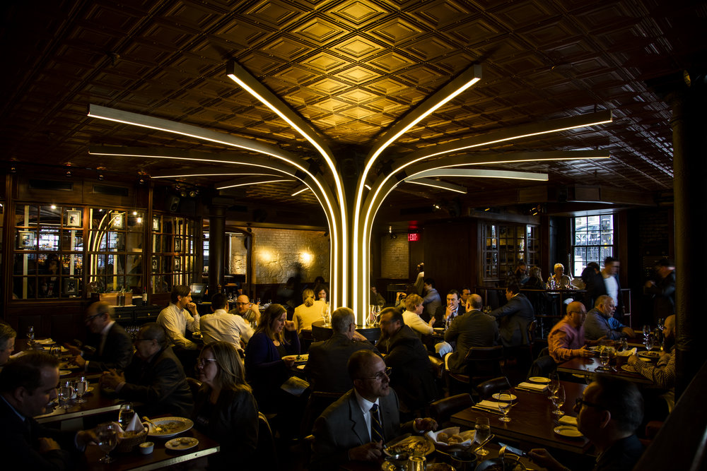 Harry S Nyc Financial District Restaurant And Steakhouse