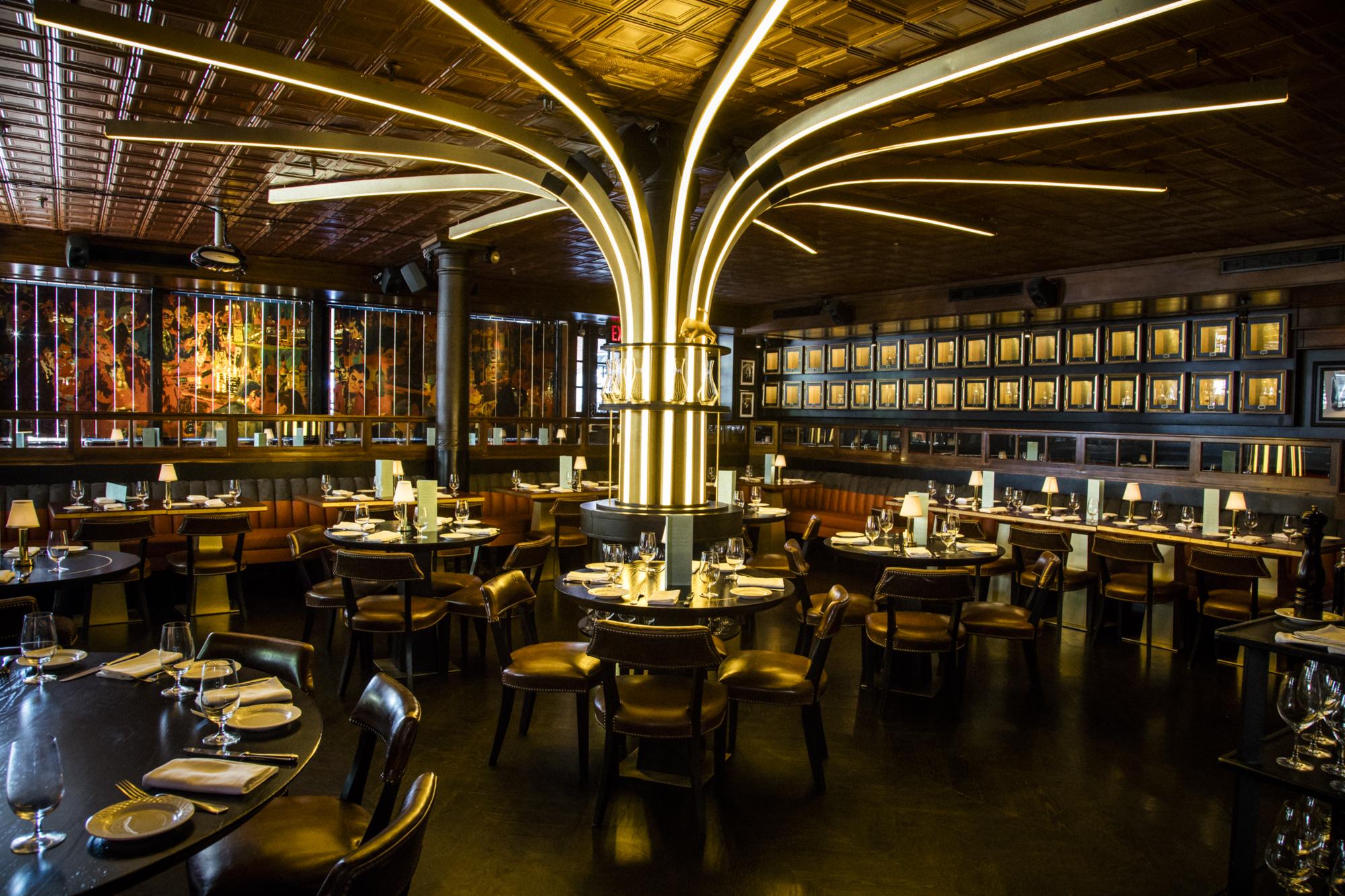 Dating-Restaurants in nyc