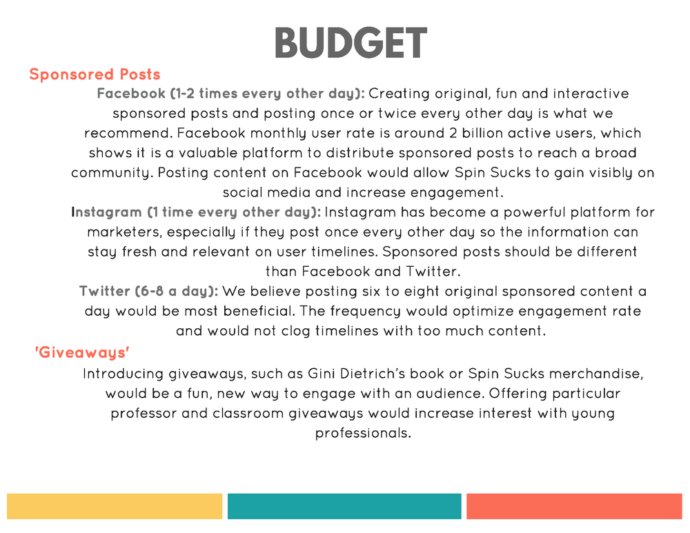 Spin Sucks Social Media Audit