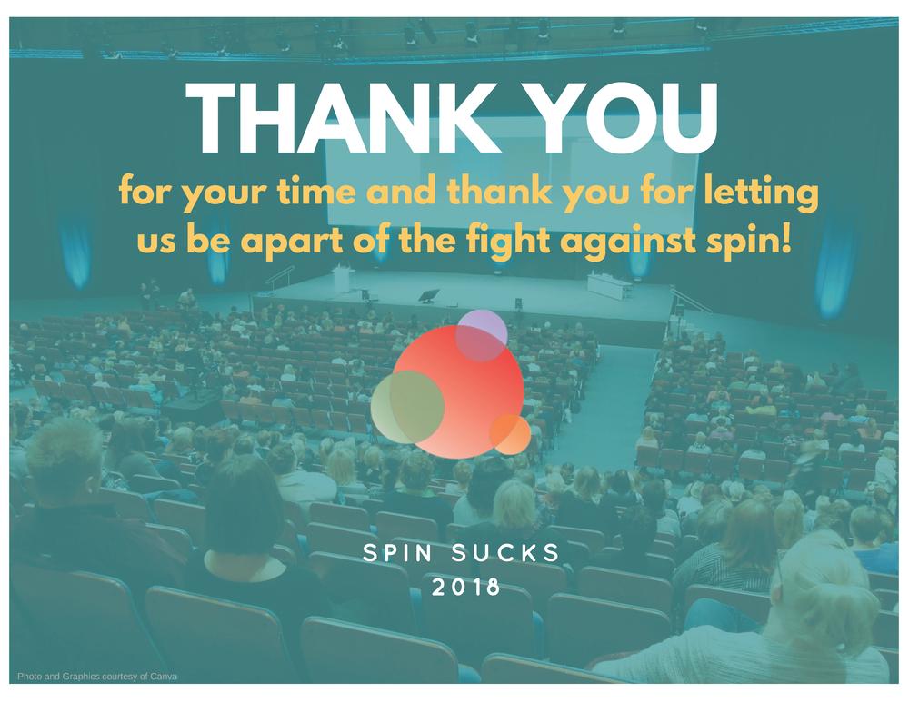 Spin Sucks Social Media Audit