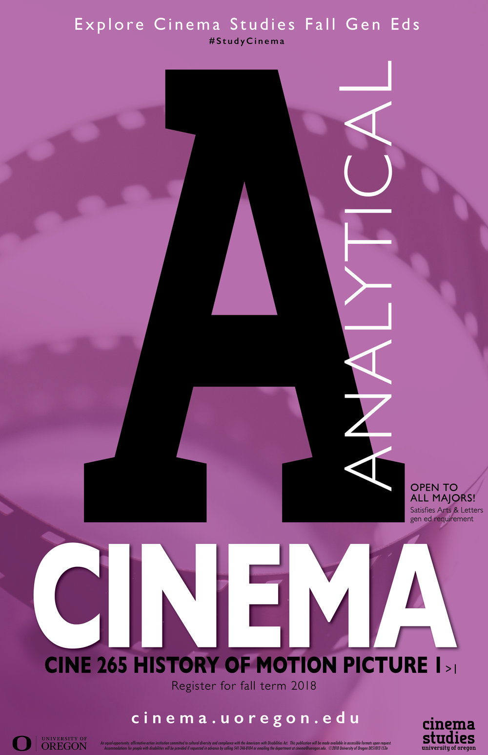 """A"" Poster"