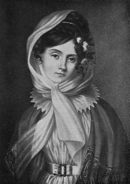 Maria Anna Szymanowska - Born: December 14, 1789, Warsaw, PolandDied: July 25, 1831, Saint Petersburg, Russia