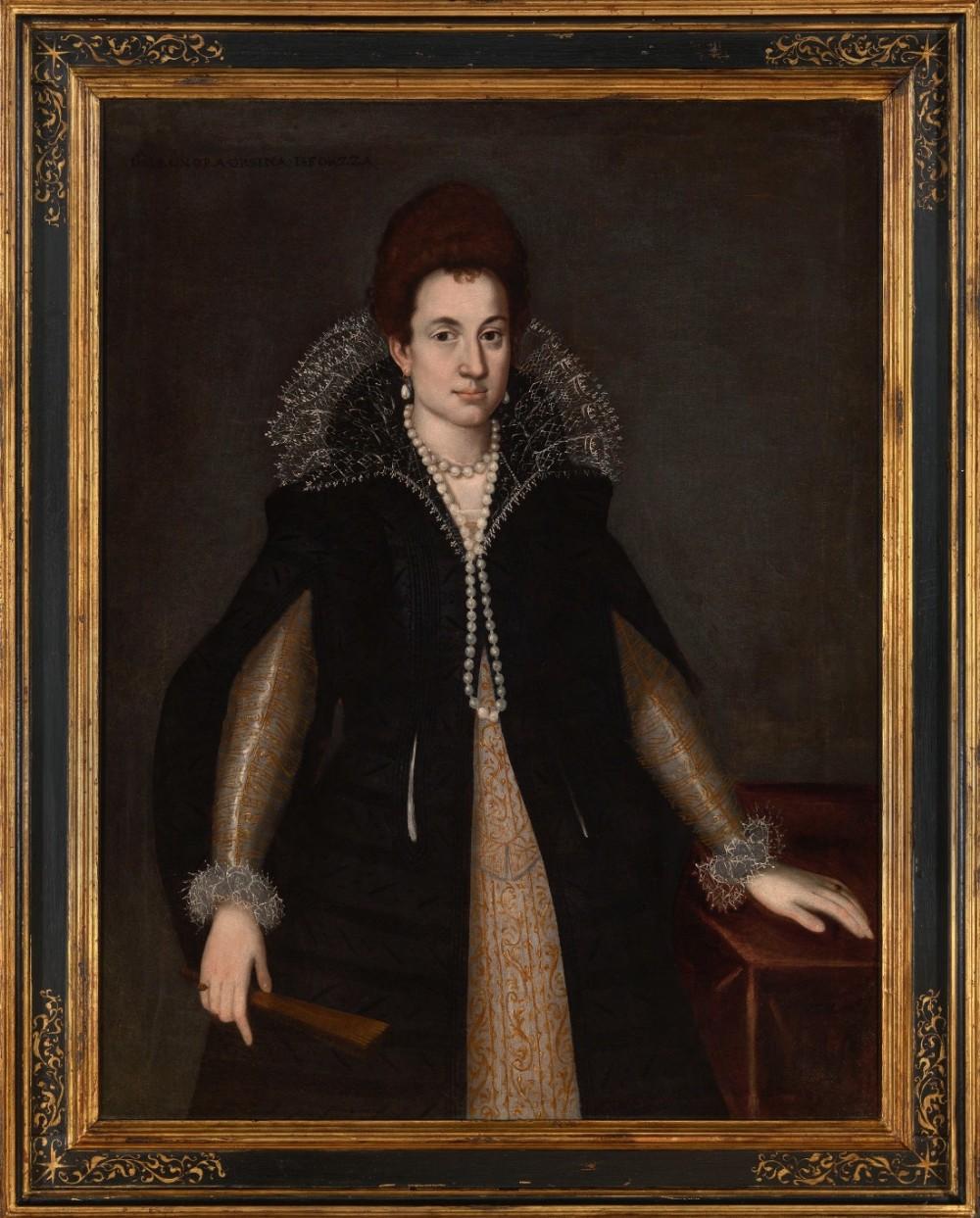 Leonora Orsini - Born: c.1560Died: 1634