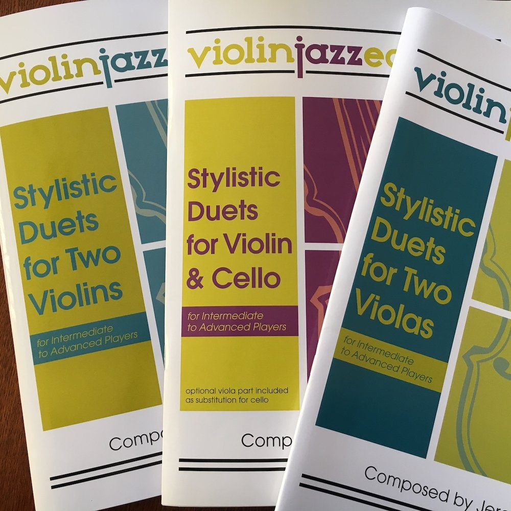 welcome! - welcome to our new violinjazz publishing site for digital downloads ... sheet music for the stylistic etudes and duets, as well as some of the works performed by Quartet San Francisco. we're excited to make available for purchase the individual pieces from our three books, just with the click of a button! our library of quartet offerings will be online in the coming weeks.