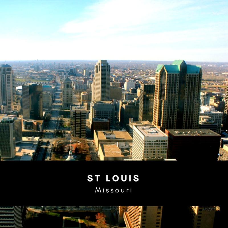 St Louis *CF