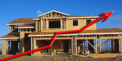Great Indicator Housing is on the Rebound, Home Construction is on the rise