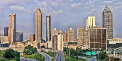 Adding it up in Atlanta - Cheaper to buy than to rent means cash flow!