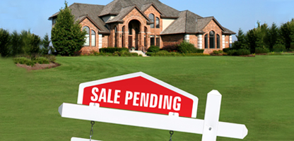 Nationally Pending Home Sales Are Up