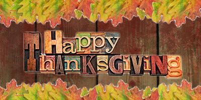 A Happy Real Estate Investing Thanksgiving To All!