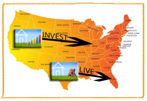 Advanced Real Estate Investing: Live Where You Wish but Invest Where it is Best
