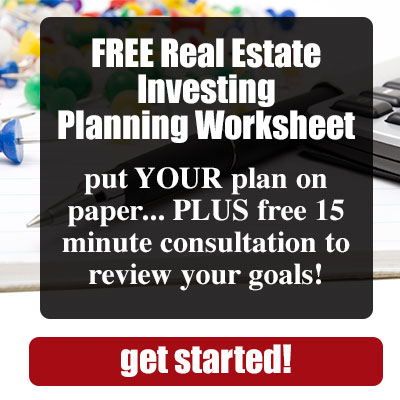 Free Real Estate Investing Planning Worksheet