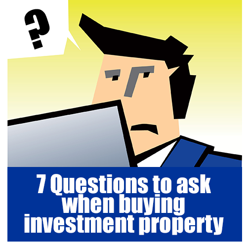 7 Questions to ask when buying