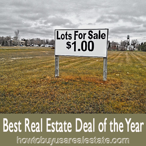 Best Real Estate Deal of the Year