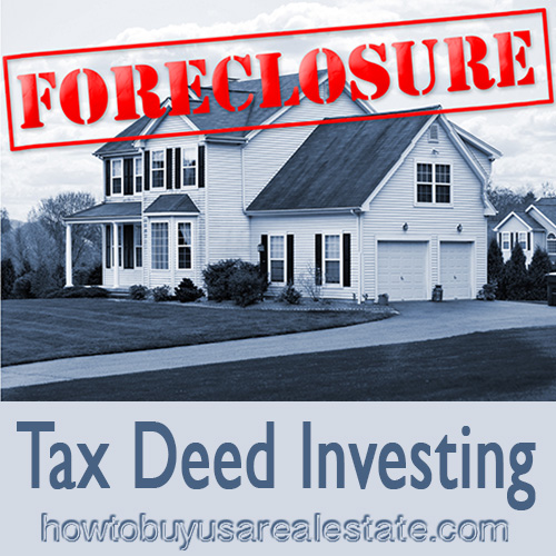 Tax Deed Investing