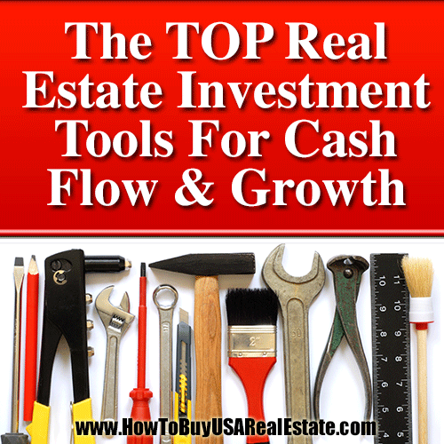 The Top Tools For Real Estate Investing
