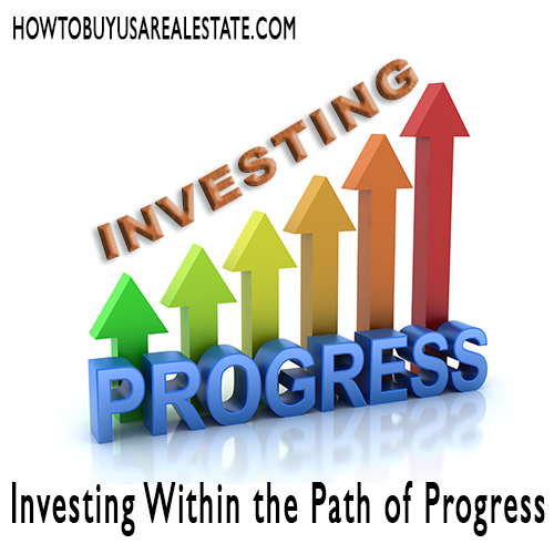Investing Within the Path of Progress