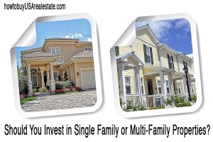 Should You Invest in Single Family or Multi-Family Properties?