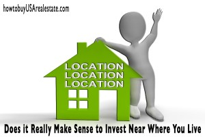 Does it Really Make Sense to Invest Near Where You Live