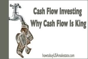 Cash Flow Investing - Why Cash Flow Is King
