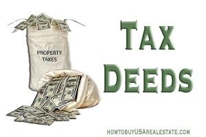 Tax Deeds