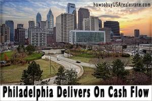 Philadelphia Delivers On Cash Flow
