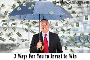 3 Ways For You to Invest to Win